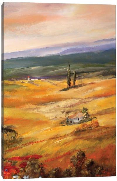 Triptych Panel III Canvas Art Print