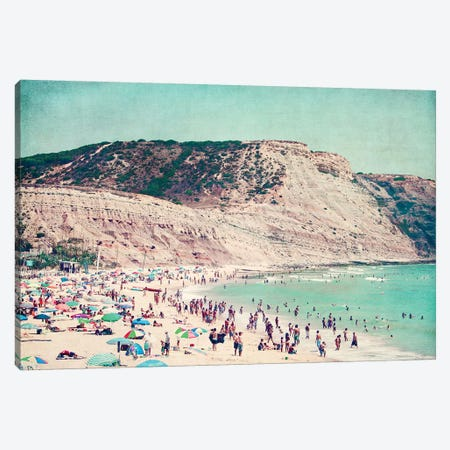 Summer Canvas Print #INB108} by Ingrid Beddoes Canvas Artwork