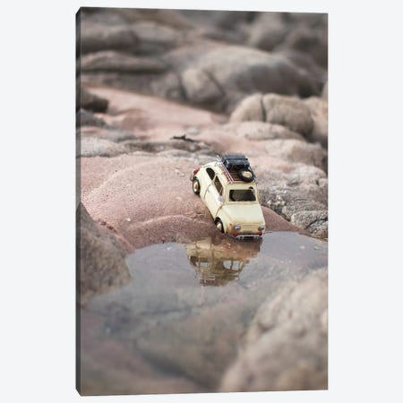 The Little Adventurer II Canvas Print #INB109} by Ingrid Beddoes Canvas Artwork