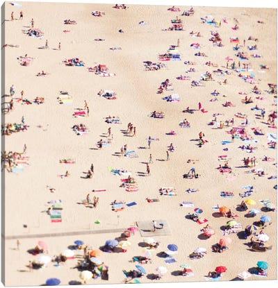 Beach Life Canvas Art Print