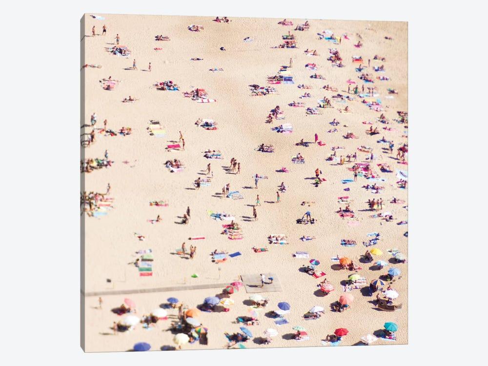 Beach Life by Ingrid Beddoes 1-piece Canvas Art
