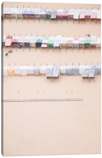 Beach Life Canvas Art Print