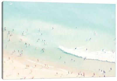 Beach Love I Canvas Art Print