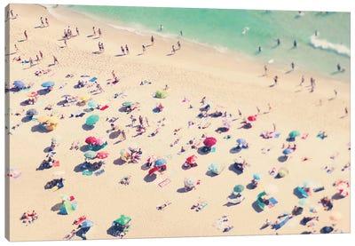 Beach Love III Canvas Art Print