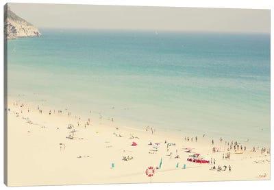 Beach Summer Canvas Art Print