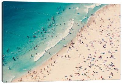 Beach Summer Fun I Canvas Art Print