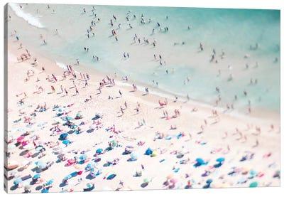 Beach Summer Fun II Canvas Art Print