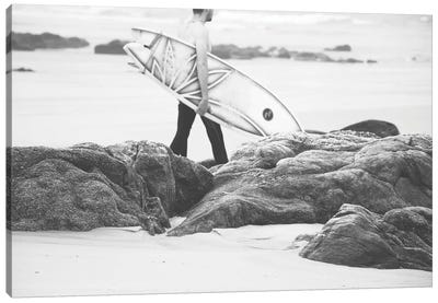 Catch A Wave IV Canvas Art Print