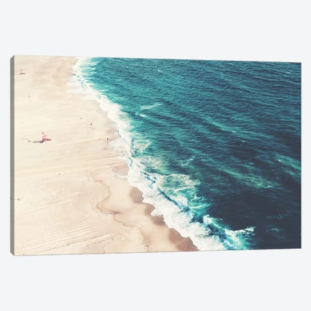 Nazare Canvas Print #INB55} by Ingrid Beddoes Art Print