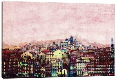 Ribeira Canvas Art Print