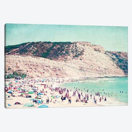 Summer Days I Canvas Print #INB76} by Ingrid Beddoes Art Print