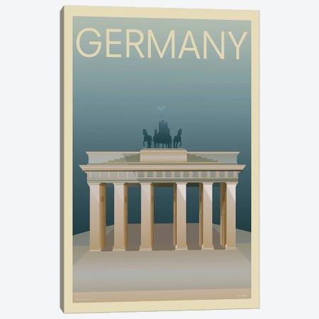 Germany Canvas Print #INC3} by Incado Canvas Artwork