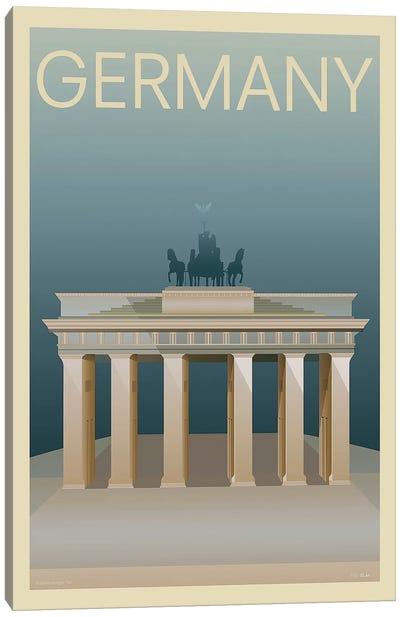 Germany Canvas Art Print
