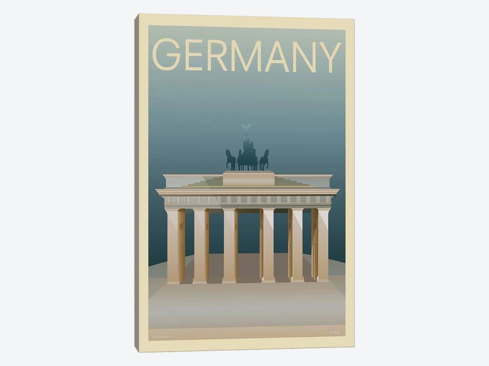 Germany by Incado 1-piece Art Print