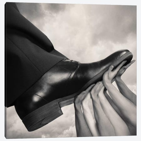 United Canvas Print #ING1} by Tommy Ingberg Canvas Art