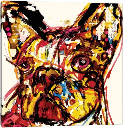 Frenchman Canvas Art Print