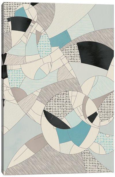 Härnta Mosaic Canvas Art Print