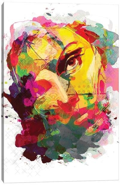 Jasmine No. 3, Color Canvas Art Print