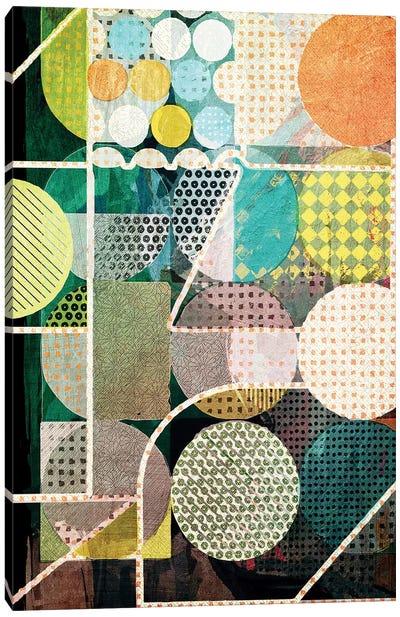 Abstrakt No. 1 Canvas Art Print