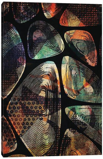 Mussels Canvas Art Print