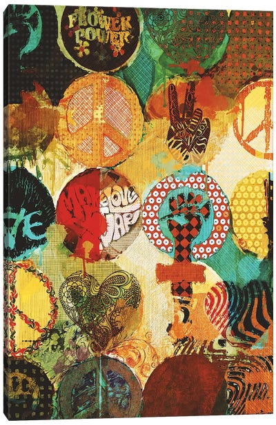 Peace Canvas Art Print