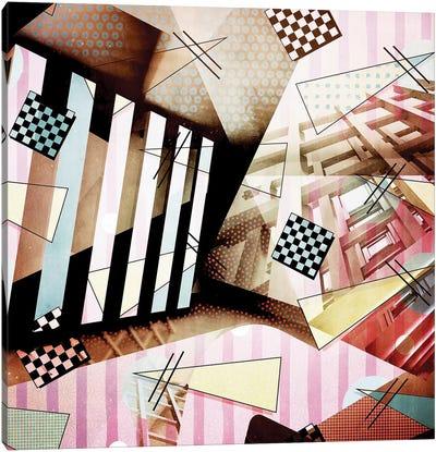 Abstrakt No. 3 Canvas Art Print