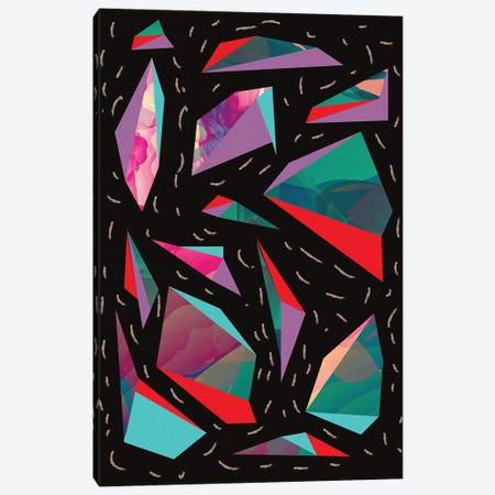 Starstruck Canvas Print #INK46} by inkycubans Canvas Print