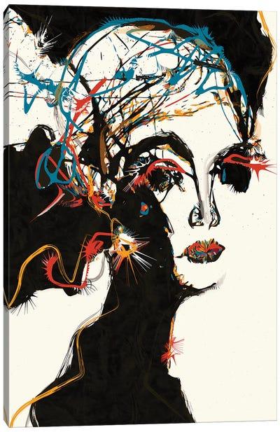 Winnie Canvas Art Print