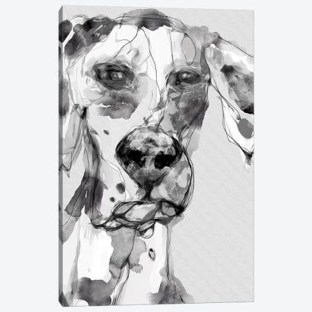 Bonzo Canvas Print #INK51} by inkycubans Canvas Print