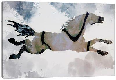 Horse Canvas Art Print