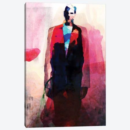 Tallman Canvas Print #INK64} by inkycubans Canvas Print