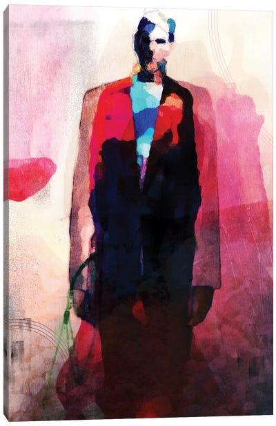 Tallman Canvas Art Print