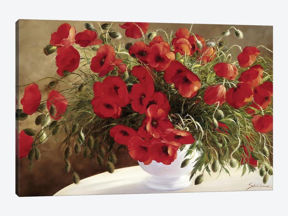 A Lovely Bouquet by Heinz Scholnhammer 1-piece Canvas Art