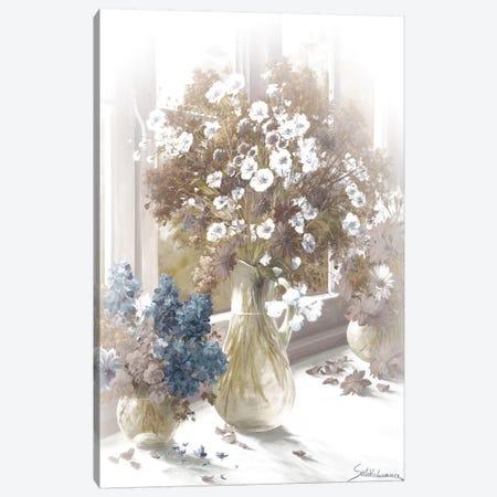 Subtle Beauty I Canvas Print #INZ6} by Heinz Scholnhammer Canvas Art Print