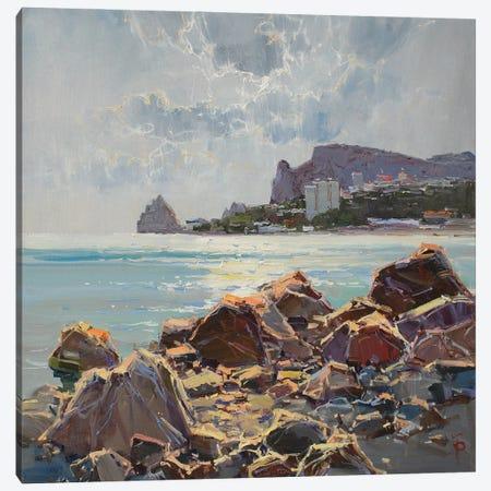 South Coast Canvas Print #IPZ14} by Igor Pozdeev Canvas Art Print