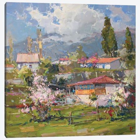 Spring Hushness Canvas Print #IPZ17} by Igor Pozdeev Art Print