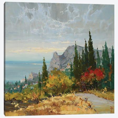 Autumn Day Canvas Print #IPZ1} by Igor Pozdeev Canvas Artwork
