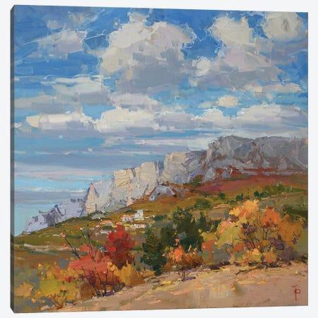 Colors Of Autumn Canvas Print #IPZ5} by Igor Pozdeev Canvas Print