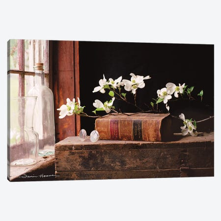 Nature's Law Canvas Print #IRH5} by Irvin Hoover Canvas Art