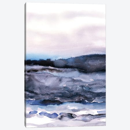 Layers Of Colour II Canvas Print #IRI15} by Iris Lehnhardt Canvas Print