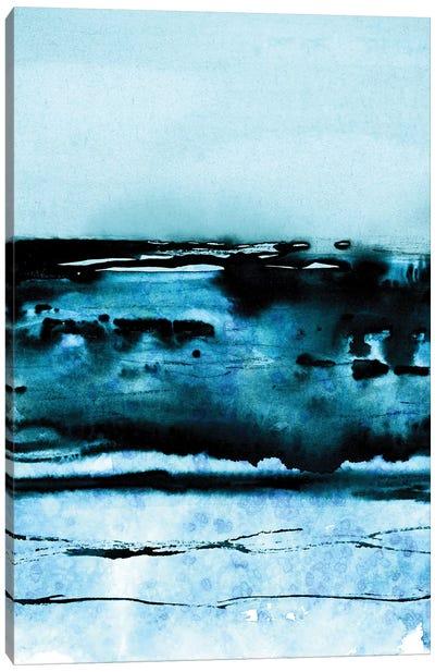 Marine Luminescence Canvas Art Print