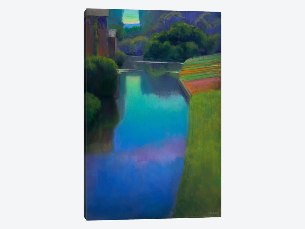 Dusk At Contevoir by Ian Roberts 1-piece Canvas Artwork