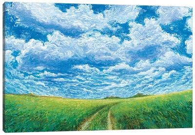 Lazy TL Ranch Canvas Art Print