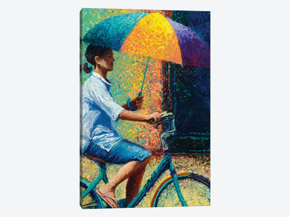 My Thai Sunbrella by Iris Scott 1-piece Canvas Art Print