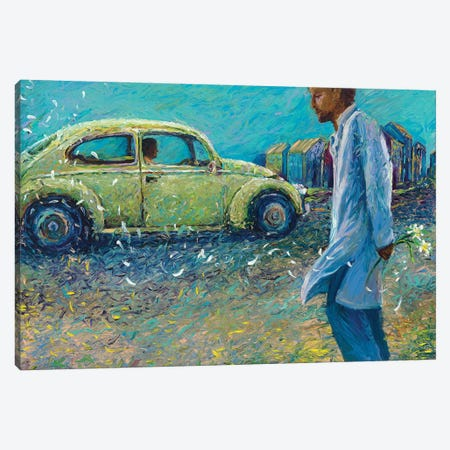 My Thai Volkswagen Canvas Print #IRS118} by Iris Scott Canvas Artwork