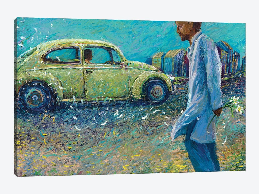 My Thai Volkswagen by Iris Scott 1-piece Canvas Art