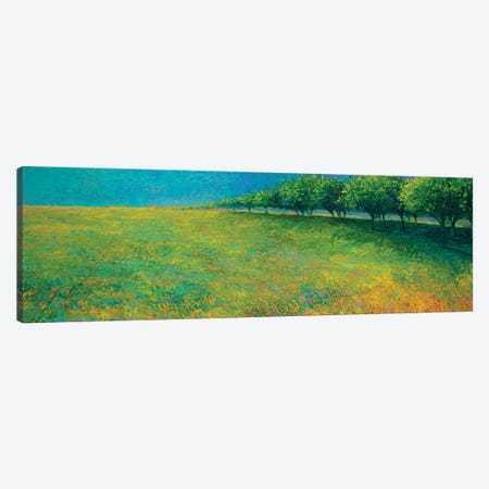 Orchard's Edge Canvas Print #IRS122} by Iris Scott Canvas Art Print