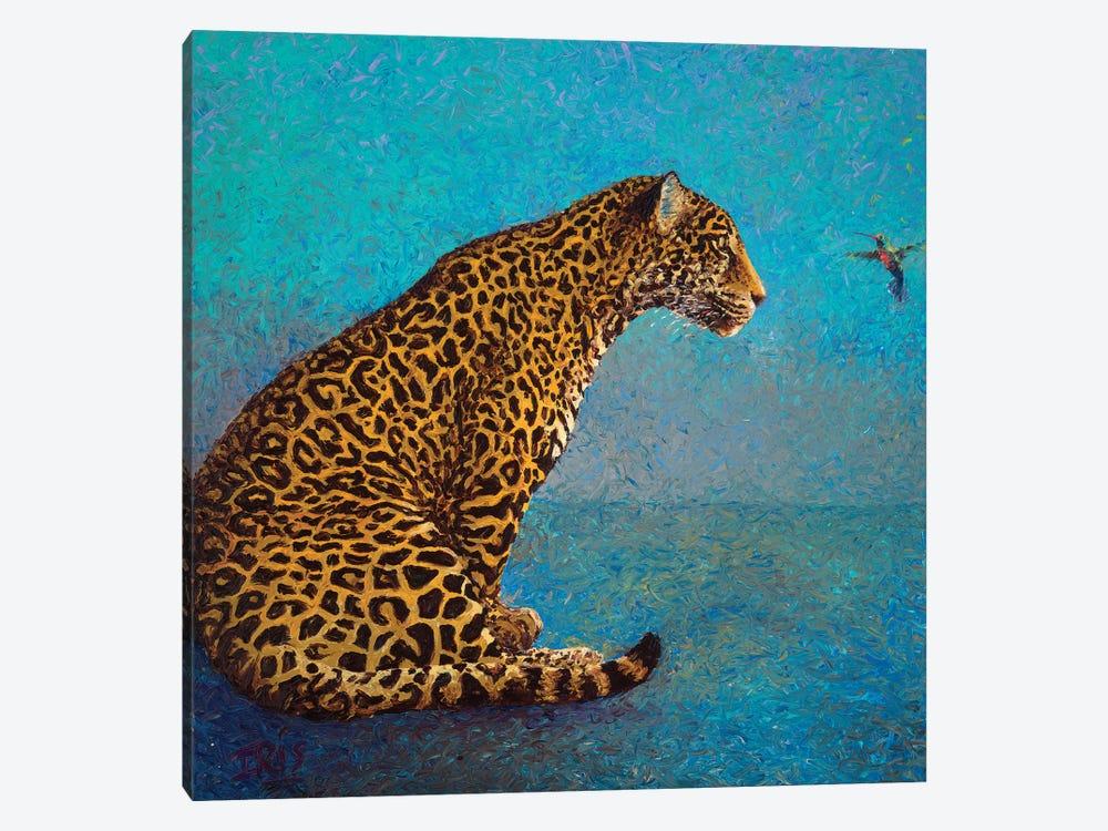 The Discussion by Iris Scott 1-piece Canvas Art