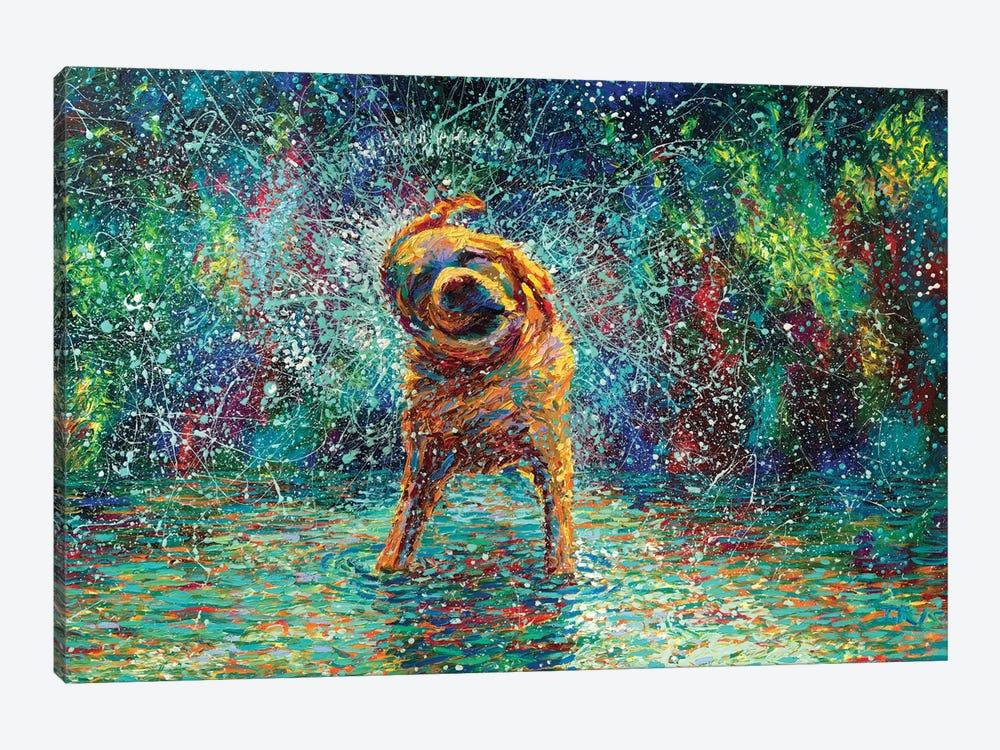 Shakin' Jake by Iris Scott 1-piece Art Print