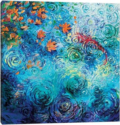 Green River Sockeye Canvas Art Print